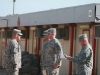 SFC Monte Patterson Receives an ARCOM