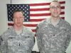 1LT Tony Stokely and SPC Robert Hopper